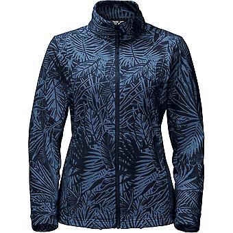 Jack Wolfskin Womens/Ladies Kiruna Jungle Nanuk 100 Fleece Jacket