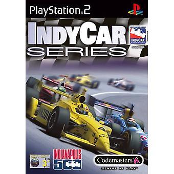 IndyCar Series (PS2) - Nieuwe fabriek verzegeld