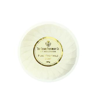 The Crown Perfumery'Crown Of Gold'PureVegetableSoap For Women 3.5oz/100g Unboxed