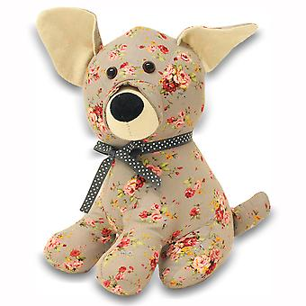Riva Home Floral Dog Doorstop