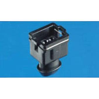 TE Connectivity Buchse Gehäuse - Kabel J-P-T Gesamtzahl der Stifte 2-Kontakt-Abstand: 5 mm-826008-5 1 -PC