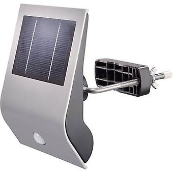 Esotec Flexi Light 102420 Solar outdoor wall light ( + motion detector) Cold white Silver
