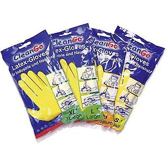L+D CleanGo 1460 Natural rubber Protective glove Size (gloves): 10, XL 1 pair