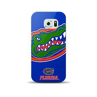 Mizco Sports NCAA Oversized Snapback TPU Case for Samsung Galaxy S6 (Florida Gators)