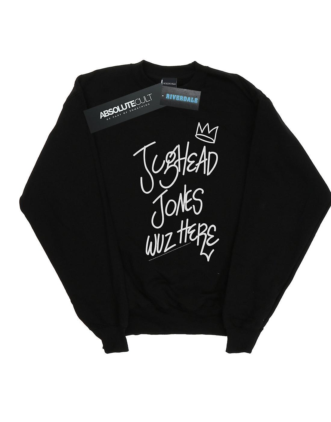Riverdale Women's Jughead Wuz Here Sweatshirt