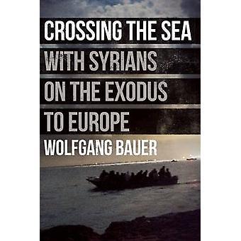 ヴォルフガング ・ Ba のヨーロッパへの脱出にシリアと - 海を渡る