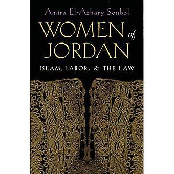 Kobiety islamu Jordan, pracy i prawa
