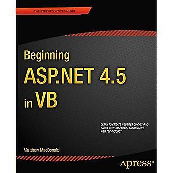 Inizio ASP.NET 4.5 In VB (inizio Apress)