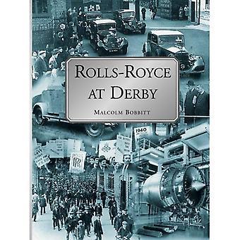 Rolls-Royce på Derby