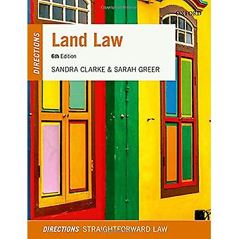 Land Law Directions by Land Law Directions - 9780198809555 Book