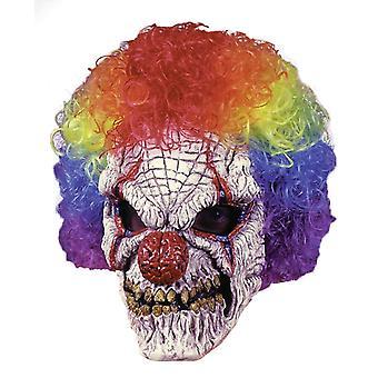 Peruukki Halloween naamio pelle
