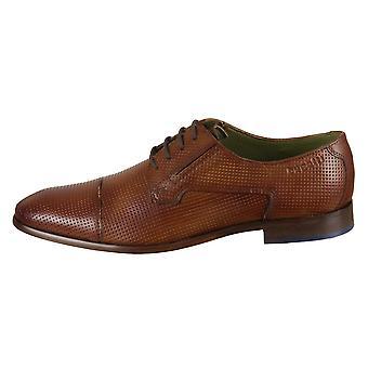Bugatti Patrizio 3114190311006300 universal durante todo o ano sapatos masculinos
