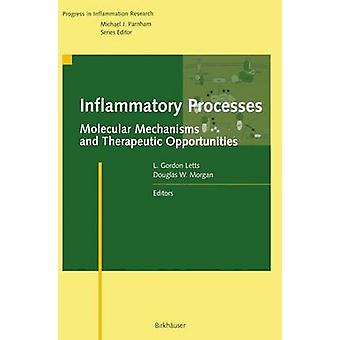 Inflammatory Processes  Molecular Mechanisms and Therapeutic Opportunities by Letts & L. Gordon