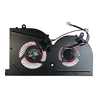 MSI Gaming GS63VR Stealth Pro Replacement Laptop GPU Fan