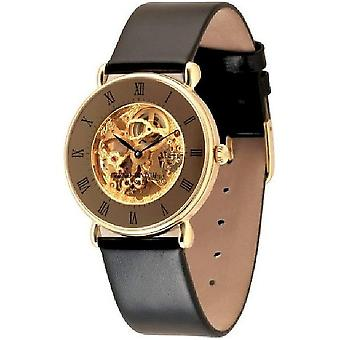 Zeno-watch Herre ur navnløse skelet limited edition 3572-PGG-s9