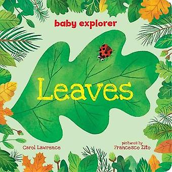 Leaves by Carol Lawrence - 9780807505168 Book