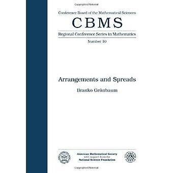Arrangements and Spreads by Branko Grunbaum - 9780821816592 Book