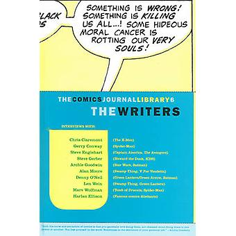 The Comics Journal Library - The Writers by Tom Spurgeon - 97815609769