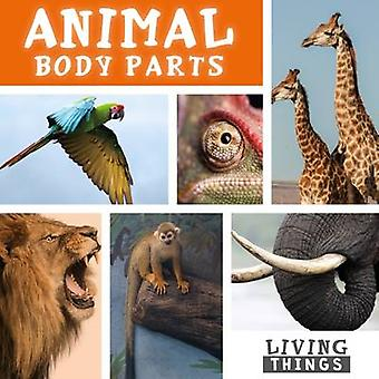 Animal Body Parts by Steffi Cavell-Clarke - 9781786370792 Book