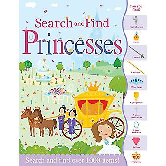 Search and Find Princesses by Susie Linn - Lauren Ellis - 97817870003