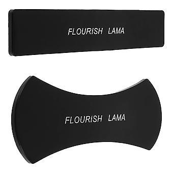 Soporte de adhesivo multifunción Lama Rubber para smartphone, Tablet