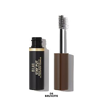 Milani Stay Put Brow Shaping Gel-04 Morena