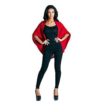 Ladies cardigan batwing designer casual shawl
