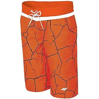4F H4L19 SKMT002 Pomara-cz H4L19SKMT002POMARACZ pantalones universales para hombre de verano
