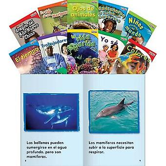 Time for Kids Nonfiction Readers Set 2 - Grade 1 by Teacher Created M