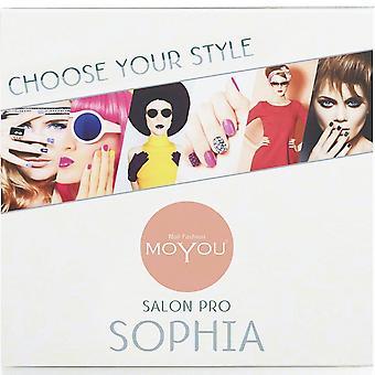 MoYou Salon Pro - Sophia Nail Stamping Set