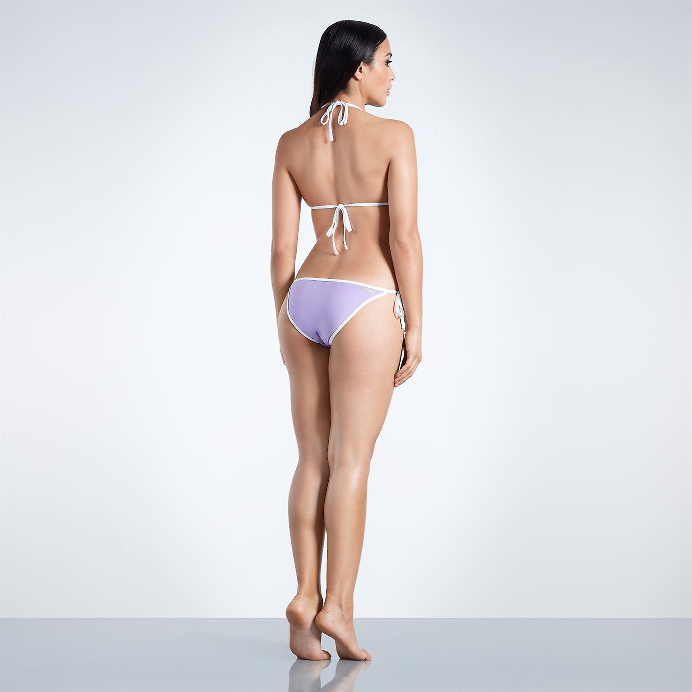 Golddigga Womens Triangle Swimwear Bikini Top Swimsuit Beachwear Ladies