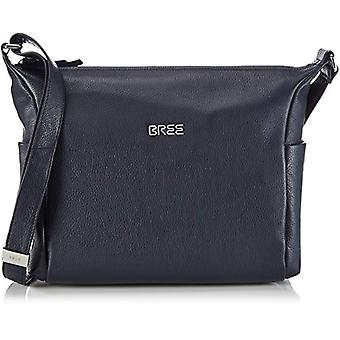 Bree 206_35x28x10 cm (B x H x T) Blue Women's shoulder bag (blue 900.0)) 35x28x10 cm (B x H x T)