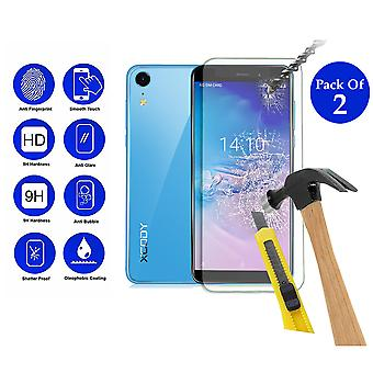 Pack of 2 Tempered Glass Screen Protection For XGODY XR 5
