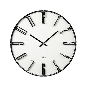Atlanta Wall Clock-4473-0
