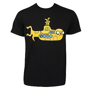 Adventure Time Yellow Submarine Tee Shirt