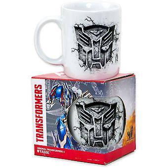 Transformers Autobot Mug 250ml cup ceramic
