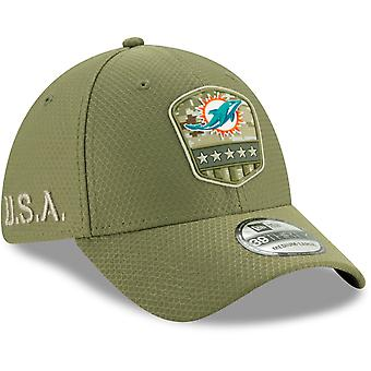 عصر جديد 39Thirty كاب تحية لخدمة ميامي الدلافين