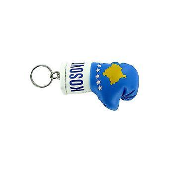 Cle Cles Key Flag Kosovo Kosovar Boxing Glove