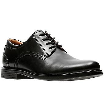 Clarks un Aldric Lace menns bred Fit formelle sko