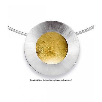 باستيان inverun - فضة قلادة الذهب مطلي - 21570