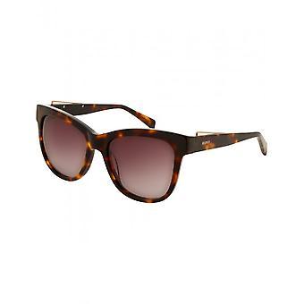 Balmain - Accessories - Sunglasses - BL2111S_03 - Women - saddlebrown