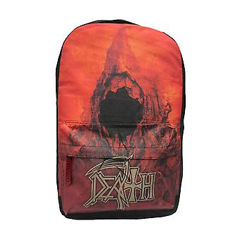 Death Backpack Bag The Sound Of Perseverence Band Logo new Official Black