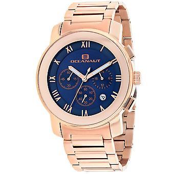 Oceanaut Men-apos;s Riviera Blue Dial Watch - OC0335