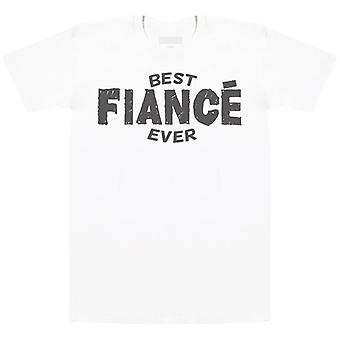 Best Ever Fiance - Mens T- Shirt