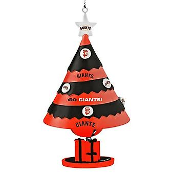 San Francisco Giants MLB Tree Bell Ornament