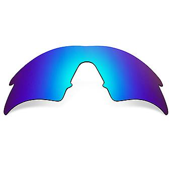 Replacement Lenses for Oakley M Frame Sweep Sunglasses Blue Mirror Anti-Scratch Anti-Glare UV400 by SeekOptics