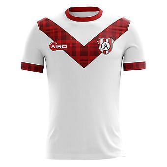 2020-2021 איירדרי הבית הרעיון חולצת כדורגל-ילדים קטנים