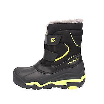 Campri Kids Junior Snow Boots Shoes Winter Footwear Snowproof Fleece