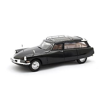 Citroen DS Safari Hearse (1963) Resin Model Car