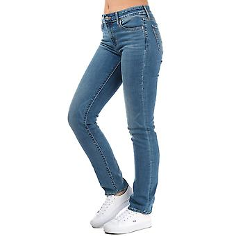Womens Levi's 712 Slim Jeans In Off The Record